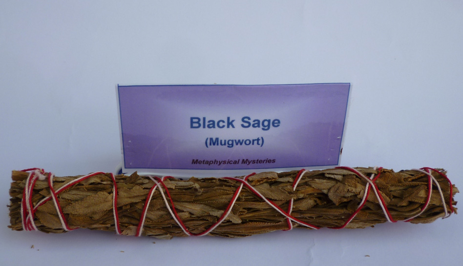 Black Sage Smudge Stick